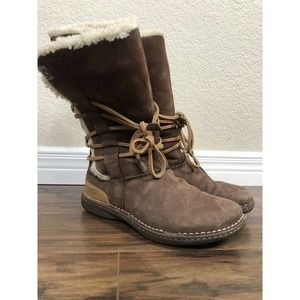 Ugg Boots Catalina Lace up Boots Size 9